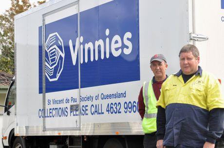 Vinnies Needs Your Furniture Toowoomba Chronicle