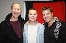 Doc Walker: Left to right - Murray Pulver, Dave Wasyliw and Chris Thorsteinson.