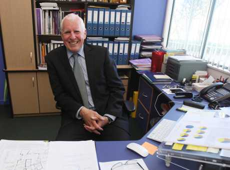 Mount Maunganui College principal Terry Collett has resigned.