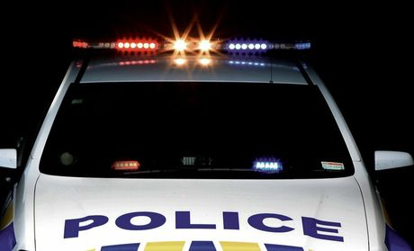 Security guards managed to scare off would-be intruders from a burglary at Katikati overnight.