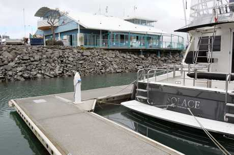 Tauranga Bridge Marina Restaurant is being transformed into Phil's Place.