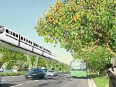 THE Sunshine Coast Light Rail Project will be discussed behind closed doors at a council meeting on Monday.