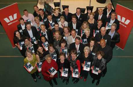 LINE-UP: 25 finalists will vie for the title of overall Hawke's Bay Today Business of the Year. PHOTO/DUNCAN BROWN