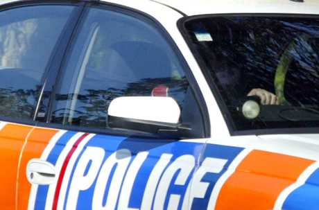 Five Tararua police officers were involved in a high speed chase on Tuesday.