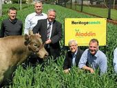 A NEW forage oat variety was released in Toowoomba last week with the potential to allow livestock industries to gain greater productivity.