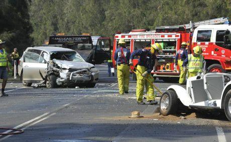 Mahanoy City Car Accident On
