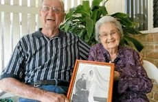 Jack and Dawn Livingstone celebrate their 65th wedding anniversary and recommend staying active.