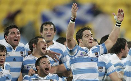 Welcome to the big time: Pumas begin campaign in the Rugby champioinship.