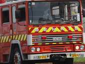 A smouldering fire at Matua Plunket Kindergarten kept emergency services busy yesterday afternoon.