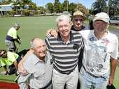 BOWLERS are expected to flock to the Lismore Workers Heights Bowling Club to try out the new $150,000 world-class synthetic bowling green.