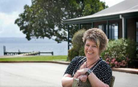 "CHALLENGING TIMES: Cedarwood Lakeside Resort's Fiona Suurenbroek hopes to bring ""fresh eyes"" to Rotorua's motel sector during difficult times."