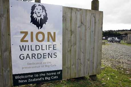 LATER: Zion Wildlife Gardens is open for business, despite being in receivership, but people face delays getting tours of the Whangarei park.
