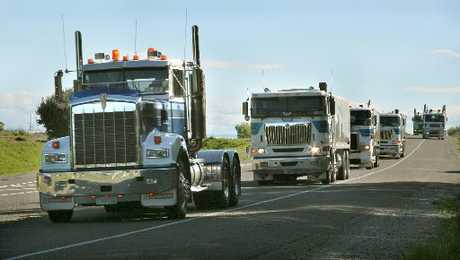 Trucking companies are in need of qualified big-rig drivers.