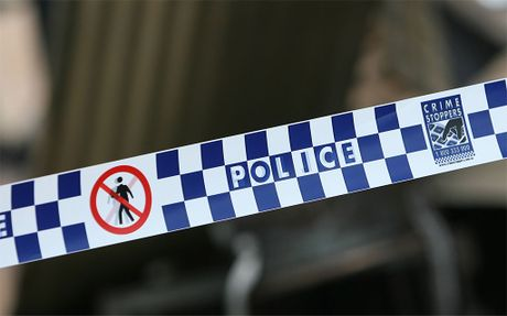 Police are investigating an armed robbery in Harristown.