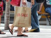Bargain-hunting shoppers created a bumper Boxing Day for Hawke&#39;s Bay retailers, with the value of sales up 13 per cent on the previous year.