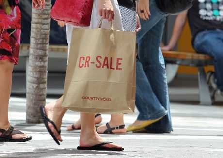 Retail spending is down 2.4 per cent in Hawke's Bay for April.