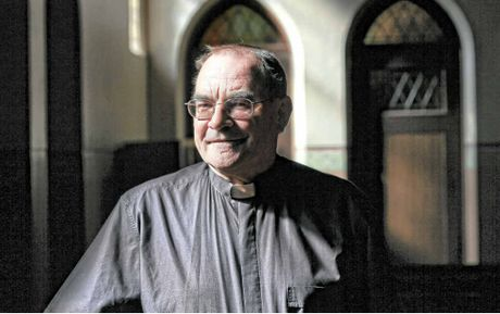 Fr Peter Jones, parish priest of St Patrick's Catholic Church South Grafton, will appear in court on December 13.