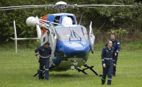 Chopper winches injured bikers | Sunshine Coast Daily