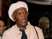 SAMUEL L. Jackson has been named the highest grossing actor of all time.
