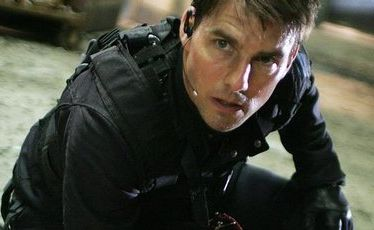 Tom Cruise's new mission involves climbing the world's tallest building.