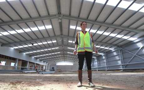 Kat MacMillan from RDA in the new arena.