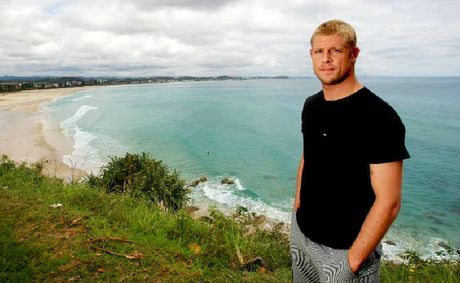 Coolangatta's Mick Fanning is on top of the surfing world again.