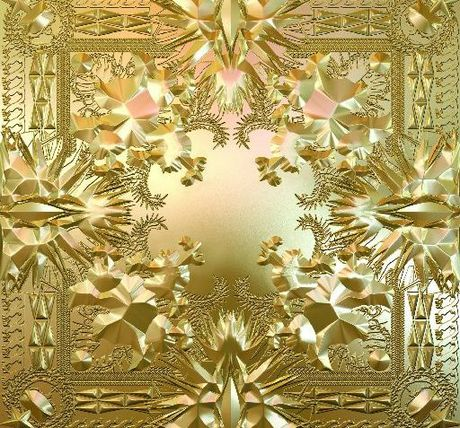 Album cover for Watch The Throne by Jay Z and Kanye West. Photo / Supplied
