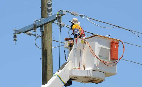 Efforts continue to restore power to hospitals and more than 110,000 homes.
