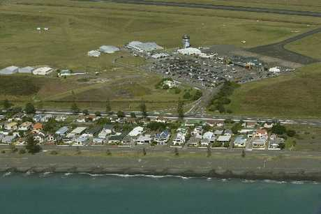 Hawke&#39;s Bay Airport