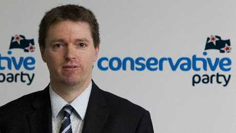 Colin Craig from the Conservative Party