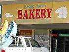 Pies, drinks and oven mitts were taken from the Pacific Haven Bakery during a robbery.