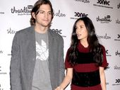 IT APPEARS the marriage between Hollywood actress Demi Moore and her significantly younger husband Ashton Kutcher is well and truly over.