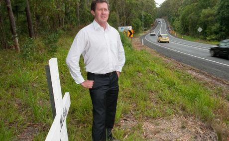 Member for Cowper Luke Hartsuyker says it is essential that Warrell Creek to Urunga is the next Pacific Highway project to receive funding.