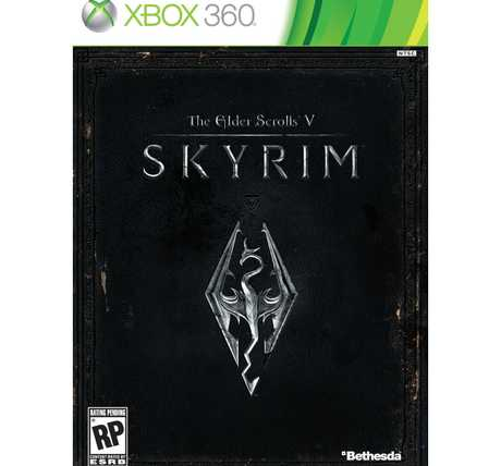 Cover for The Elder Scrolls V: Skyrim. Photo / Supplied