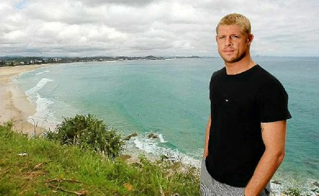Former world champion surfer Mick Fanning was amongst a group of Kirra surfers who campaigned to reinstate the groyne.