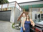The home of Derek and Stephanie Unterburger in Girards Hill has been under renovation for five years.