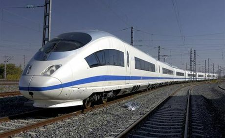 Greens report says high speed rail network would be worth $48m to Australia's East Coast.