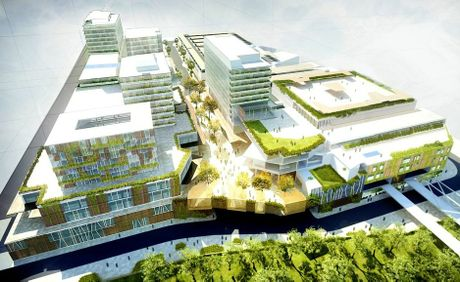 Master Plan ICON Ipswich unveiled as work commences on the $1 billion revitalisation of Ipswich CBD.