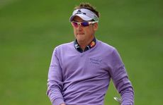 Poulter had Giles pipped at the end of yesterday's round, but only by two strokes.