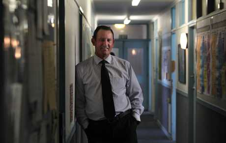 Tauranga police detective sergeant Pete Blackwell was chosen from a panel of judges.