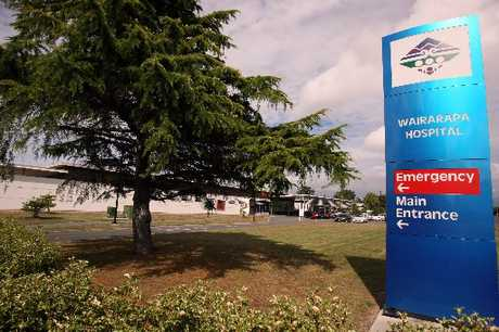 LESSON TO LEARN: Wairarapa Hospital in Masterton where four serious errors were reported to have occurred, including two deaths.