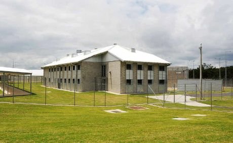 One of the high security cell blocks at the Southern Queensland Correctional Centre near Gatton.