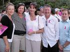 Health Swift, Sue Bambling, Sharon Lollback, Ray Grauf and Sam Ellis at Sam Naudin's memory walk.