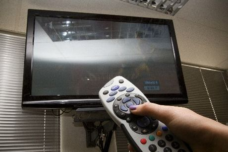 Thousands of people have not made the switch to digital TV