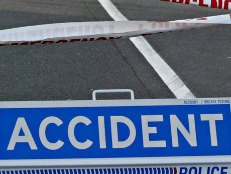 A young man has been killed in a motorcycle accident