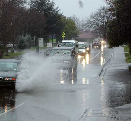 A deluge of rain and whipping winds is set to continue across the country.