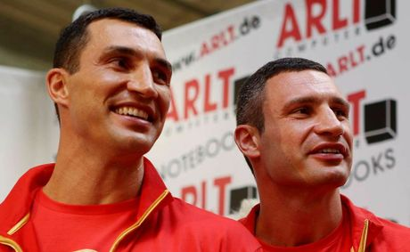 Can anyone beat the Klitschko brothers?