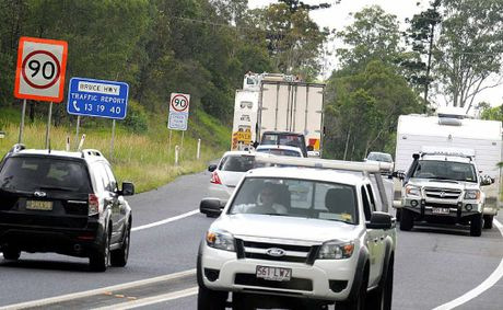 Wide Bay MP and Bruce Highway vocalist Warren Truss is leading the drive from Brisbane to Cairns to enlighten his fellow Nationals and Liberal MPs to the highway's flaws.