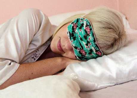 Lack of sleep aggravates stress, so go to bed early.