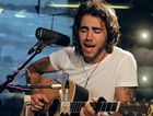 Matt Corby performs The Black Key's Lonely Boy for triple j's like a version segment.